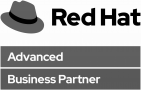 logo Red Hat Advanced Business Partner Cloud Infrastructure